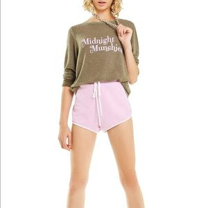 WILDFOX Midnight Munchies Baggy Beach Pullover
